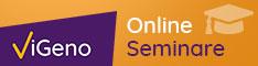ViGeno Online Seminare