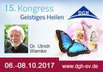 15. DGH-Kongress Geistiges Heilen